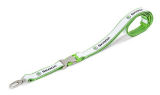 Official Skoda auto,a.s. lanyard - NEW 2015 version - GREEN - SKODA Click to view details.
