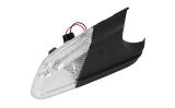 Octavia II 04-08 - original Skoda exterior mirror side indicator WITH boarding light - RIGHT Click to view details.