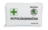 Original Skoda Auto,a.s. FIRST AID KIT Click to view details.