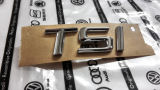 Original Skoda Auto,a.s. emblem - TSI (chrome version 09-13) Click to view details.