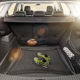 Kodiaq - original Skoda netting system - 5-seater / spare wheel version - BLACK Click to view details.