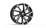 20´ wheel set VEGA (black) original Skoda Auto,a.s. Click to view details.