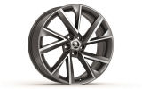 20´ wheel set VEGA (anthracite) original Skoda Auto,a.s. Click to view details.