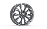 CRATER (ANTHRACITE) 19´ - original Skoda Auto,a.s. 4pcs set of rims Click to view details.