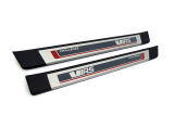 Octavia III - original Skoda limited edition door sill covers - RS CHALLENGE Click to view details.