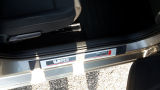Rapid SpaceBack - original Skoda limited edition door sill covers - RS CHALLENGE Click to view details.
