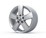 STAR 16´ - original Skoda Auto,a.s. 4pcs set of rims Click to view details.