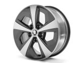 LEPUS 16´ - original Skoda Auto,a.s. 4pcs set of rims Click to view details.