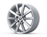 ALARIS 18´- original Skoda Auto,a.s. 4pcs set of rims Click to view details.