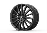TURINI 18´ (BLACK) - original Skoda Auto,a.s. 4pcs set of rims