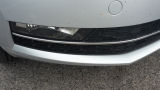 Octavia III 17+ Facelift - original Skoda front bumper CHROME lid - RIGHT Click to view details.