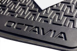 Octavia III - floor mats RUBBER (heavy duty), original Skoda Auto,a.s. product - LHD Click to view details.