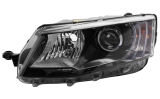 Octavia III - original Skoda D3S HID XENON headlight LEFT - LHD Click to view details.