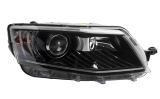 Octavia III - original Skoda D3S HID XENON + LED DAYLIGHT headlight RIGHT - LHD Click to view details.