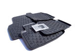 Octavia III - floor mats RUBBER (heavy duty), original Skoda Auto,a.s. product - RHD Click to view details.