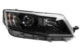Octavia III - original Skoda D3S HID XENON + LED DAYLIGHT headlight RIGHT - RHD Click to view details.