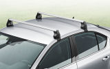 Octavia III Limousine - Basic rooftop carrier, original Skoda Auto,a.s. Click to view details.
