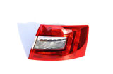 Octavia III limousine - original Skoda rear RIGHT tail light Click to view details.