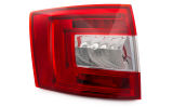 Octavia III Combi - original Skoda Auto,a.s. LED tail light - LEFT Click to view details.