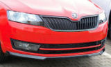 Rapid - 3pcs front bumper lids - OEM product - RED LINE Click to view details.