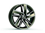 BLADE 17´(PLATIN) - original Skoda Auto,a.s. 4pcs set of rims Click to view details.