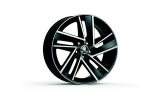 BLADE 17´ (black) - original Skoda Auto,a.s. 4pcs set of rims Click to view details.