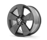 NEVIS 16´ ANTHRACITE - original Skoda Auto,a.s. 4pcs set of rims Click to view details.