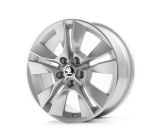 BLOSSOM 17´ SILVER - original Skoda Auto,a.s. 4pcs set of rims Click to view details.