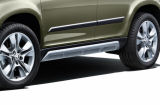 Yeti Facelift City/Outdoor - Decorative Side Protection Mouldings - Original Skoda Auto,a.s. Click to view details.