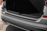 Kamiq - original Skoda rear bumper protective panel - GLOSSY BLACK Click to view details.