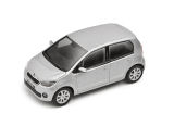 Citigo - 1/43 BRILLIANT SILVER metallic diecast model - Skoda Auto,a.s. Click to view details.
