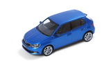 Fabia III - 1/43 RACE BLUE metallic diecast model - Abrex/Skoda Auto,a.s. Click to view details.