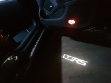 for Octavia II - beautiful LED safety door lights - GHOST light - RS Click to view details.
