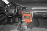 for Superb 02-07 - 5pcs interior dashboard kit - ALU LOOK Click to view details.