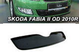 for Fabia II 10-12 Facelift - winter grille cover kit UP/DOWN - special price Click to view details.