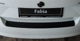 for Fabia III hatchback - black rear bumper protective panel MARTINEK AUTO Click to view details.