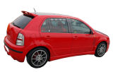 for Fabia - wide body kit V1 Click to view details.