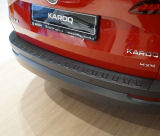 for Karoq - rear bumper protective panel from Martinek Auto - BASIC Click to view details.