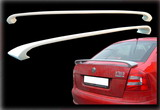 for Octavia II - rear RS4 Spoiler Click to view details.