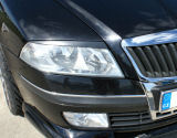 for Octavia II 04-08 - headlight covers ABS DYNAMIC Click to view details.