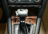 Octavia II 04-13 - OEM ashtray in CINAMORA WOOD finish - Skoda Auto,a.s. Click to view details.