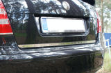 for Octavia II Limousine 04-13- STAINLESS STEEL (!) trunk lid KI-R Click to view details.