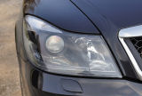 for Octavia II 09-13 Facelift - JDM BLACK headlights Click to view details.