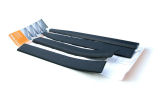 Octavia II RS 04-13 - original Skoda Auto,a.s. REAR protective sill covers Click to view details.