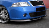 for Octavia II RS 04-08 - front bumper DTM spoiler Click to view details.