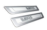 Octavia III - REAR original door sill covers - RS Click to view details.