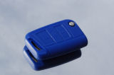 for Octavia III - silicone protective case for your OEM key - Race Blue - RS Click to view details.
