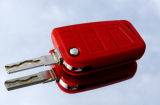 Octavia III - silicone protective case for your OEM key - RED - OCTAVIA Click to view details.
