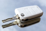 Octavia III - silicone protective case for your OEM key - WHITE - OCTAVIA Click to view details.
