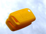 Octavia III - silicone protective case for your OEM key - YELLOW - OCTAVIA Click to view details.